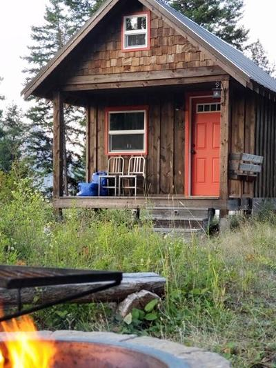 Sanders County Single Family Home For Sale: Nhn Wapiti Point