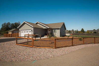 Kalispell Single Family Home For Sale: 501 Scenic River Way