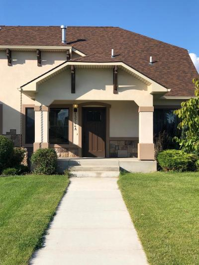 Missoula Single Family Home For Sale: 3744 Apt A Connery Circle