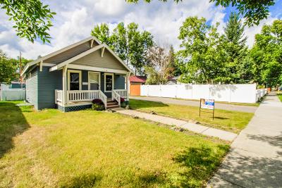 Whitefish Single Family Home For Sale: 224 Somers Avenue