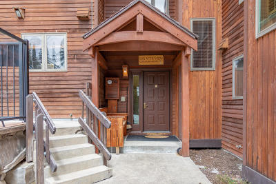Whitefish Single Family Home For Sale: 3808 Alpine Village Drive