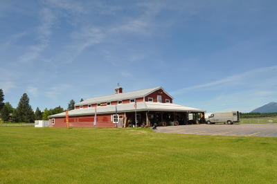 Flathead County Commercial For Sale: 100 Hill Road
