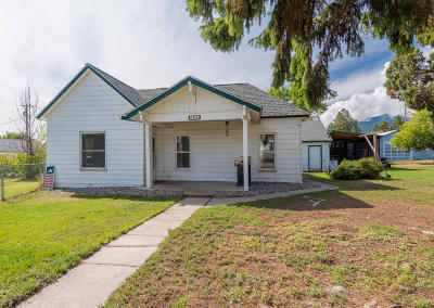 Florence Single Family Home For Sale: 223 Linder Avenue