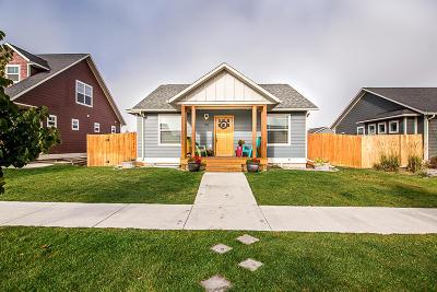 Helena Single Family Home Under Contract Taking Back-Up : 3728 Zircon Way