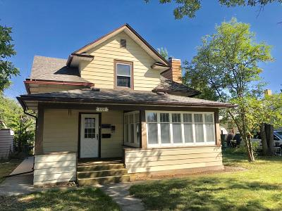 Great Falls  Single Family Home For Sale: 3105 2nd Avenue North