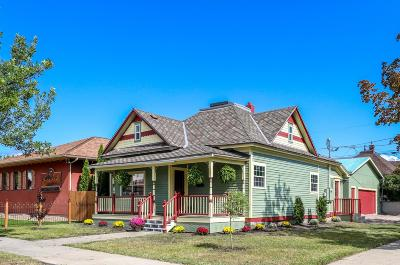 Kalispell Single Family Home For Sale: 45 5th Avenue West