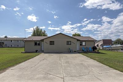 Stevensville Multi Family Home For Sale: 281 - 283 Barbara Street