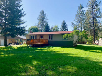 Sanders County Single Family Home For Sale: 306 Golf Street