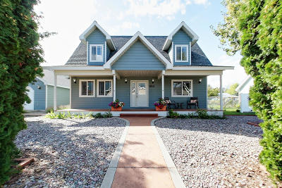 Columbia Falls Single Family Home For Sale: 1910 8th Avenue West