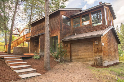 Lakeside, Somers Single Family Home For Sale: 144 Timberlake Drive