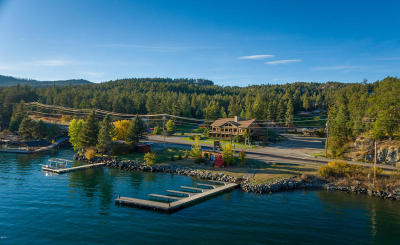 Flathead County Commercial For Sale: 5463/5480 Us-93