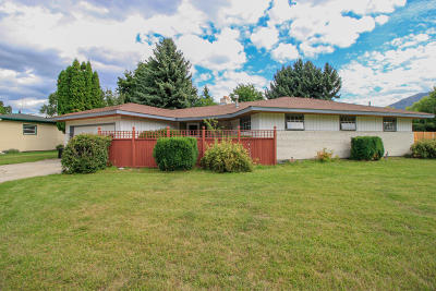 Missoula Single Family Home For Sale: 4202 Lake Place