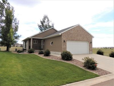 Great Falls  Single Family Home For Sale: 2408 Badger Way