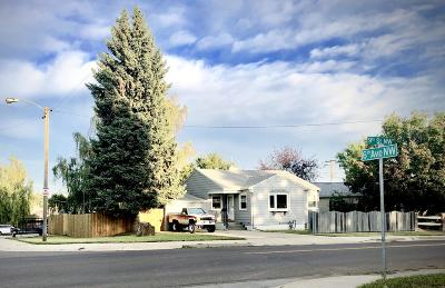 Great Falls  Single Family Home For Sale: 826 6th Avenue North West