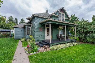 Missoula Single Family Home For Sale: 1213 Sherwood Street