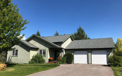 Kalispell Single Family Home For Sale: 157 Lost Creek Lane