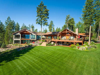 Lakeside Single Family Home For Sale: 39985 Lodge Lane