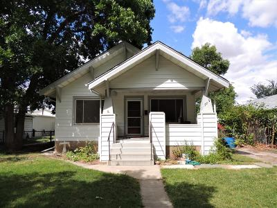 Great Falls  Single Family Home For Sale: 709 1st Avenue South West