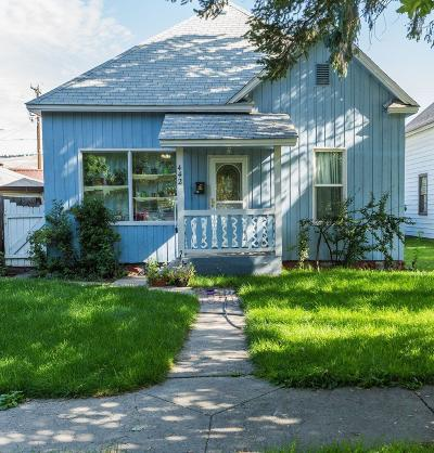 Missoula Single Family Home For Sale: 442 West Alder Street