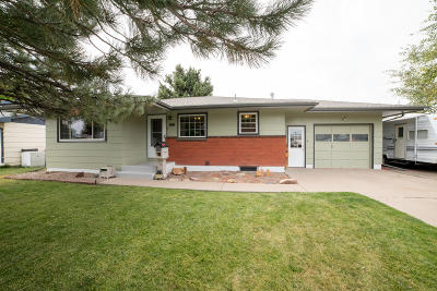 Great Falls  Single Family Home For Sale: 704 55th Street South