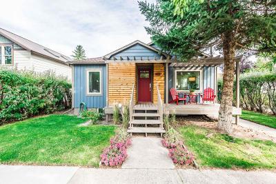 Bozeman Single Family Home For Sale: 113 West Villard Street