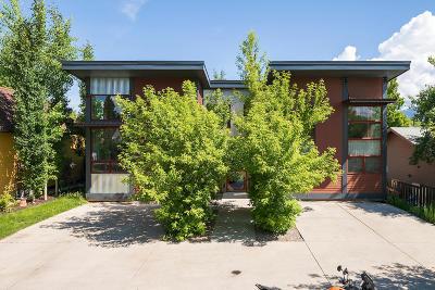 Bozeman Multi Family Home For Sale: 420 North Brady Avenue