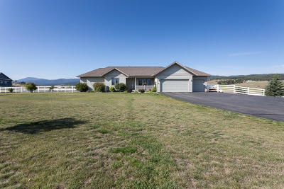 Kalispell Single Family Home For Sale: 26 Morning View Way