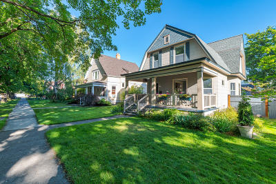 Missoula Single Family Home For Sale: 132 University Avenue