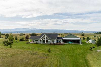 Kalispell Single Family Home For Sale: 345 Sky Ranch Lane