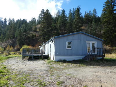 Ravalli County Single Family Home For Sale: 2251 Us Hwy 93