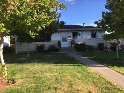 Great Falls  Single Family Home For Sale: 4253 4th Avenue North