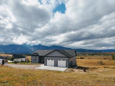 Ravalli County Single Family Home For Sale: 5541 Riley Lane