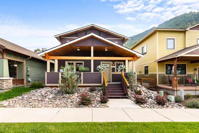 Missoula Single Family Home For Sale: 2212 Gilbert Avenue