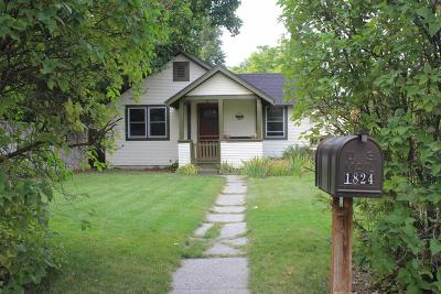 Missoula Single Family Home For Sale: 1824 South 9th Street West