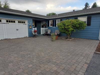 Missoula Single Family Home For Sale: 1925 Humble Road