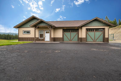 Kalispell Single Family Home For Sale: 64 Windsong Court
