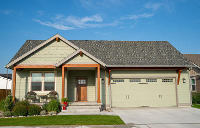 Missoula Single Family Home For Sale: 2501 Half Hitch Drive