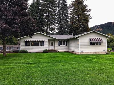 Missoula Single Family Home For Sale: 2829 Woodland Avenue