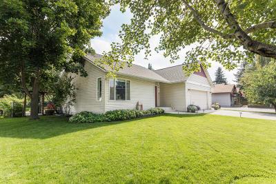 Missoula Single Family Home For Sale: 606 North Davis Street