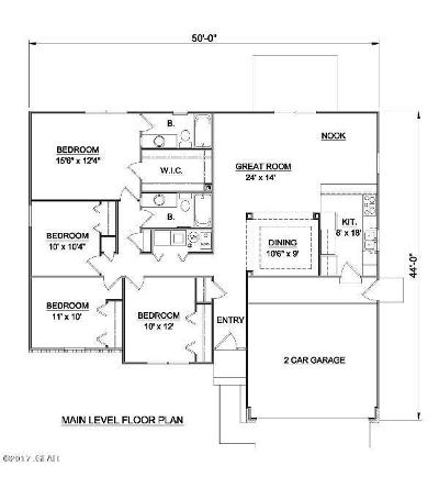 Great Falls Single Family Home For Sale: High Plains Subdividion
