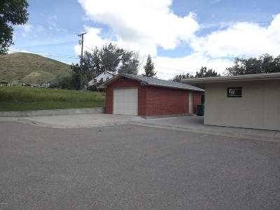 Fort Benton Commercial For Sale: 1510 St.charles Street