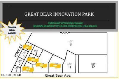 Great Falls, Black Eagle, Belt, Ulm Residential Lots & Land For Sale: 435 Us Hwy 87