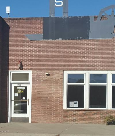 Fort Benton Commercial For Sale: 1408 Front Street