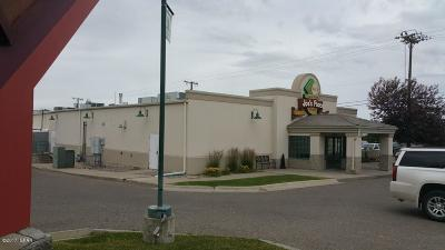 Great Falls, Black Eagle, Belt, Ulm Commercial For Sale: 1220 9th Street South