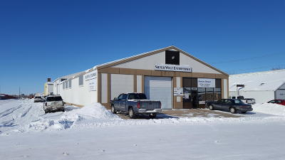 Great Falls, Black Eagle, Belt, Ulm Commercial For Sale: 900 12th Street North
