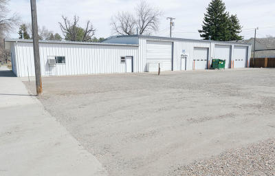 Fort Benton Commercial For Sale: 1711 Main Street