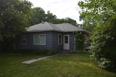 Choteau Single Family Home For Sale: 308 1st St NE