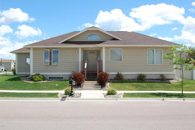 Great Falls Single Family Home For Sale: 4509 12th Street North East