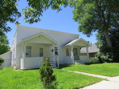 Cascade County, Lewis And Clark County, Teton County Multi Family Home For Sale: 1820-1824 6th Avenue North