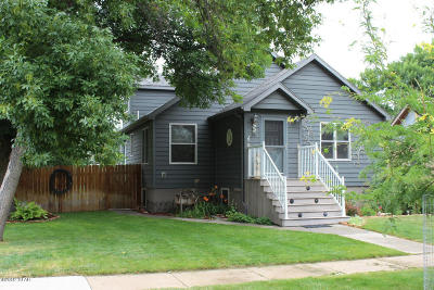 Fort Benton Single Family Home For Sale: 1210 Main Street
